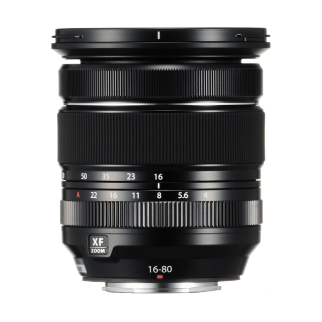FujiFilm XF16-80mm f/4 R OIS WR