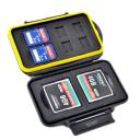 JJC MC-CF/SD/MSD8 Memory Card Case