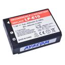 AVACOM LP-E10 Li-Ion 7.4V 850mAh 6.3Wh