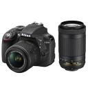 Nikon D3300 + 18-55 VR AF-P + 70-300 DX VR AF-P