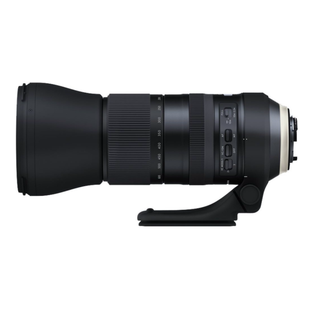 Tamron SP 150-600mm f/5.0-6.3 Di VC USD G2 Canon