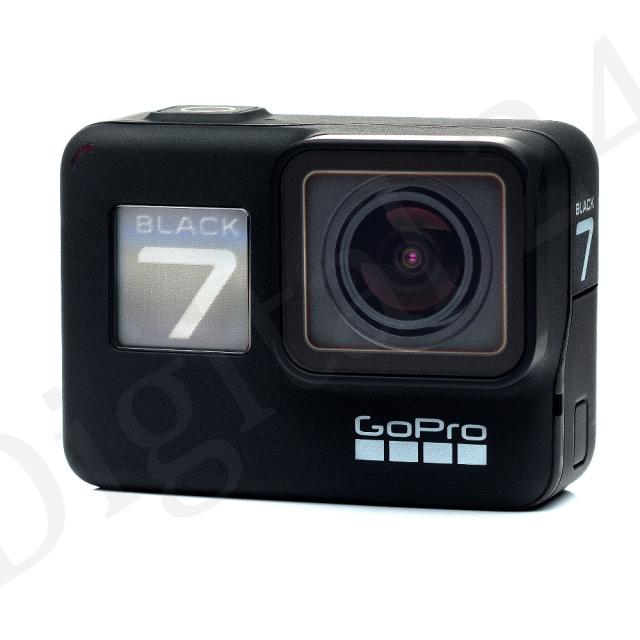 GoPro HERO7 Black  RETURN IN 14 DAYS