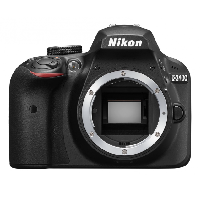 Nikon D3400 Body
