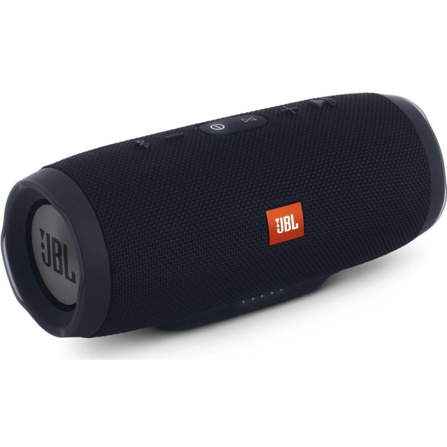 JBL Charge 3 - Stealth Edition Black