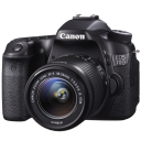 Canon EOS 70D + EF-S 18-55 IS STM