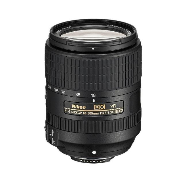 Nikon Nikkor 18-300mm f/3,5-6,3G ED VR AF-S DX