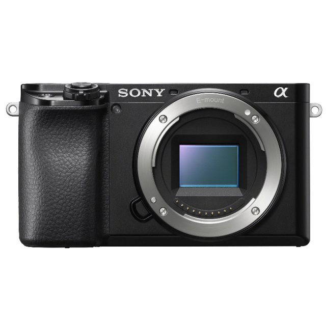 Sony Alpha A6100, Body