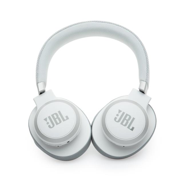 JBL Live 650BTNC, White