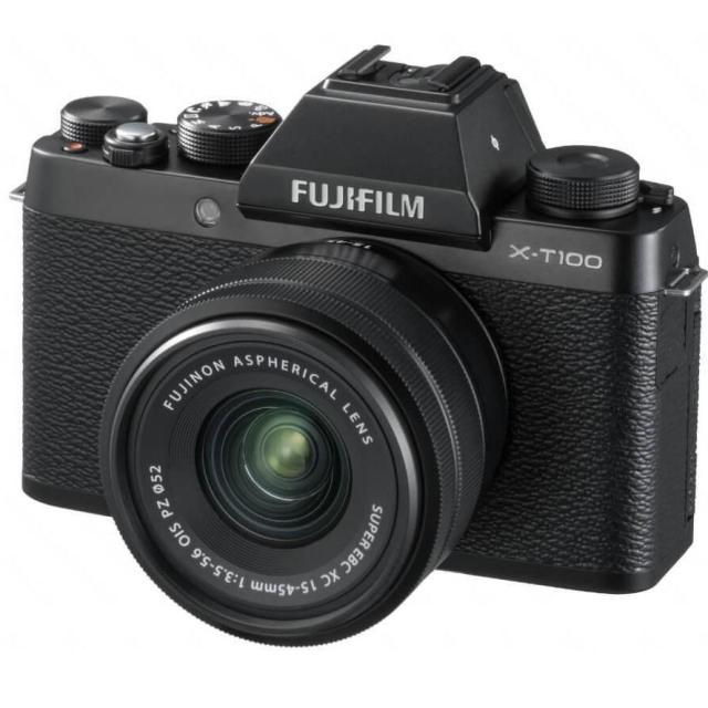 Fujifilm X-T100 + XC 15-45mm f/3.5-5.6 OIS PZ RETURN IN 14 DAYS