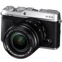 Fujifilm X-E3 + XF 18-55 silver