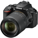Nikon D5600 + 18-140mm f/3,5-5,6G ED VR