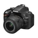 Nikon D5200 + 18-55 mm VR II + 55-200 mm VR