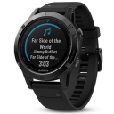 Garmin Fenix 5 Sapphire Black Optic RETURN IN 14 DAYS