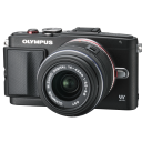Olympus PEN E-PL6 + objektiv 14-42mm II R black