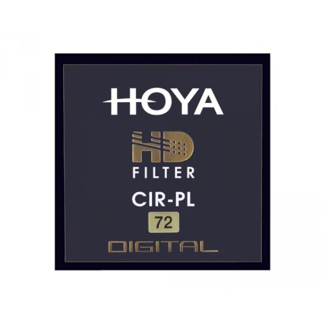 Hoya PL-CIR HD 72 mm
