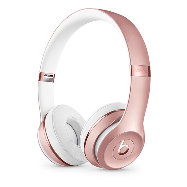 Beats Solo3 Wireless, Rose Gold