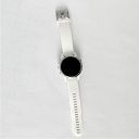Garmin Fenix 5S Silver Optic, White band  ΧΡΗΣΙΜΟΠΟΙΗΜΕΝΟ Κινητή μέτρηση καρδιακού ρυθμού.