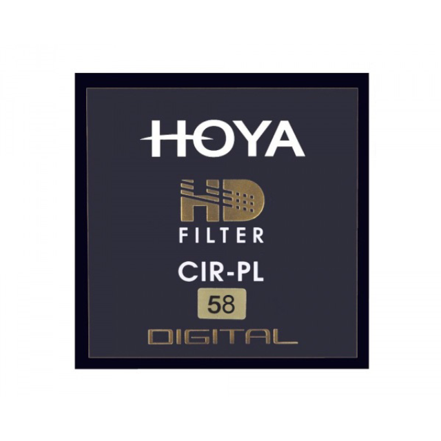 Hoya PL-CIR HD 58 mm
