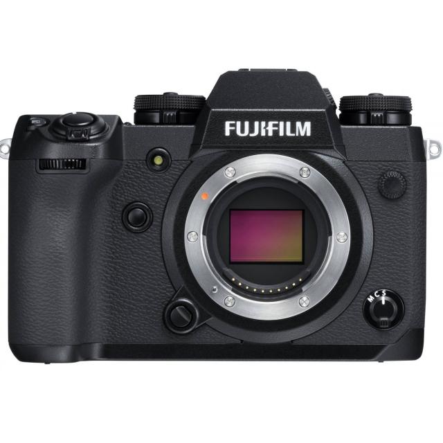 Fujifilm X-h1 Body  RETURN IN 14 DAYS