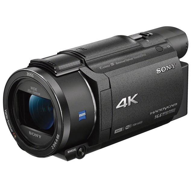 Sony FDR-AX53  RETURN IN 14 DAYS