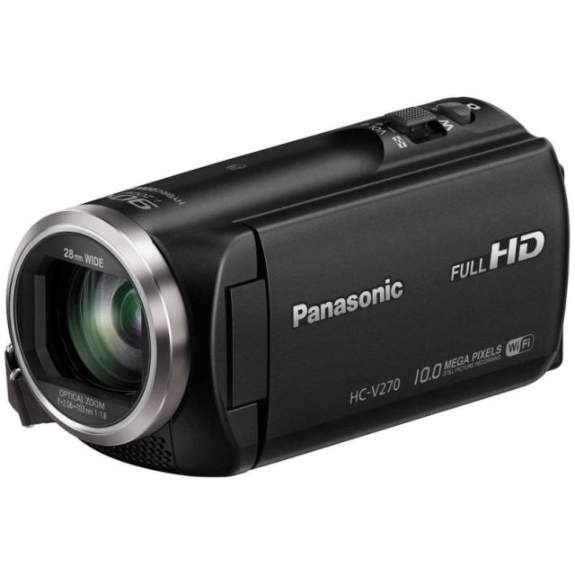 Panasonic HC-V270EP-K black