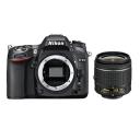 Nikon D7100 + 18-55 AF-P VR