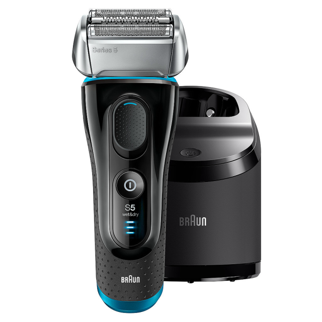 Braun Series 5 5190cc Wet & Dry