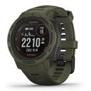 Garmin Instinct Solar, Tactical Edition, Moss