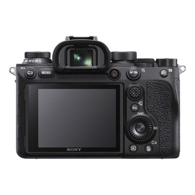 Sony Alpha 9 Mark II, Body