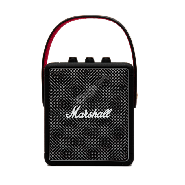 Marshall Stockwell II, black
