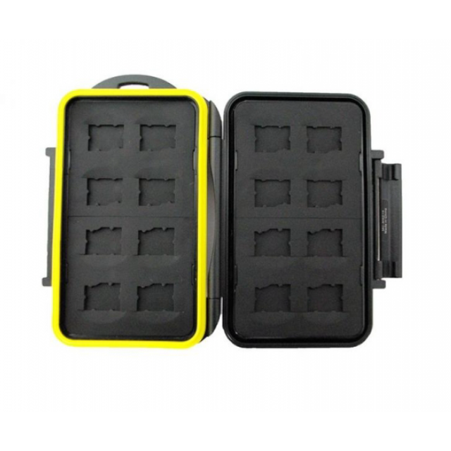 JJC MC-MSD16 Memory Card Case