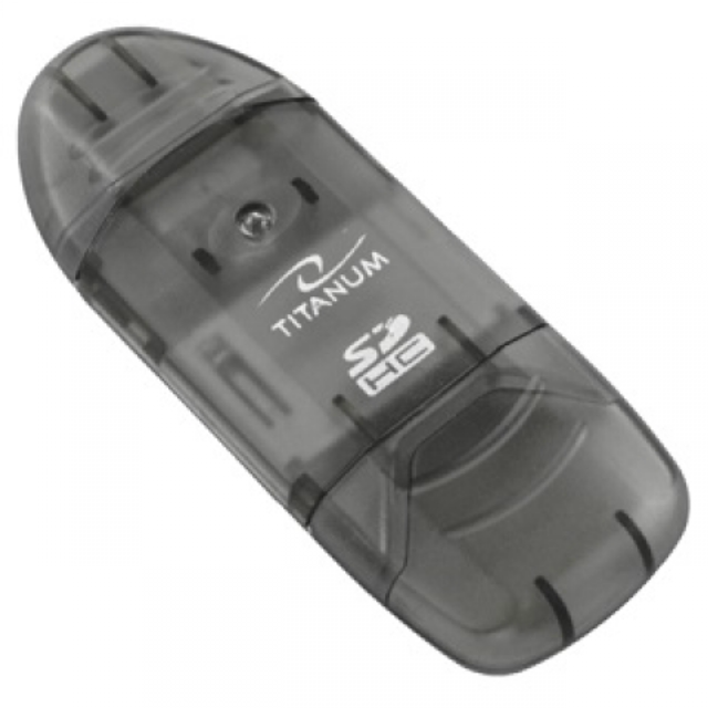 Titanum TA101K card reader