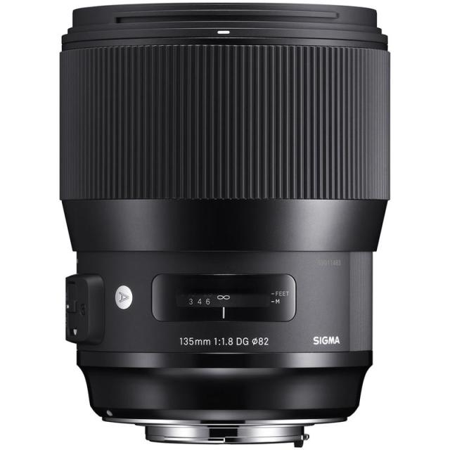 SIGMA 135MM F/1.8 DG HSM ART Canon