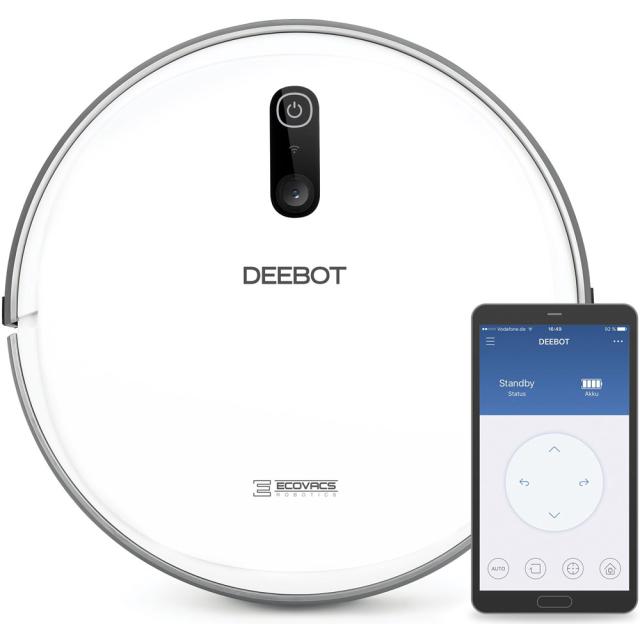 Ecovacs Deebot D710  Vrnjeno v 14 dneh