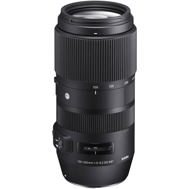 SIGMA 100-400mm f/5-6.3 DG OS HSM Sony