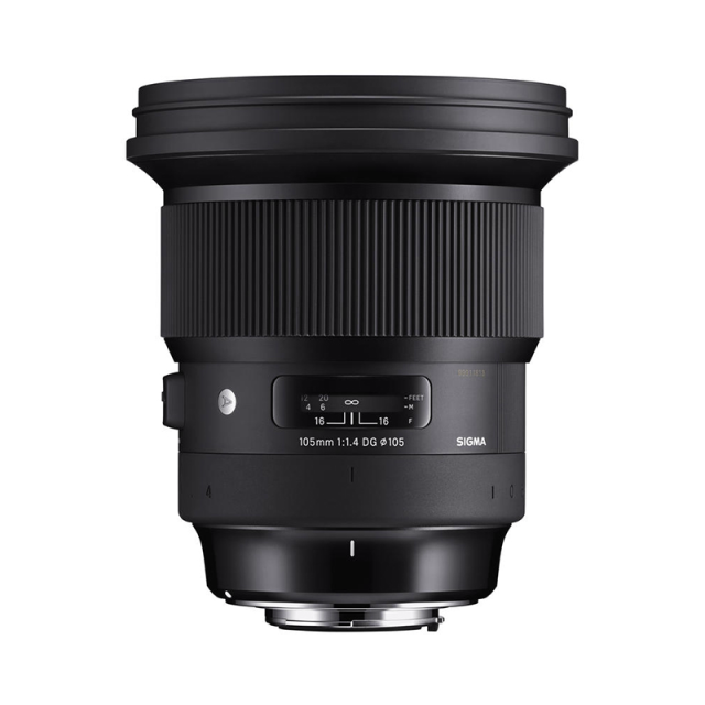 Sigma 105mm f/1,4 DG HSM Art Canon