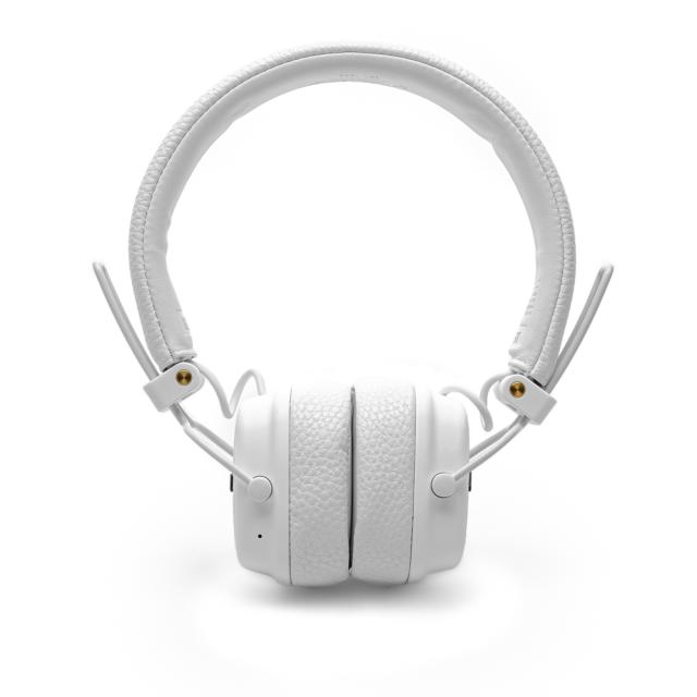 Marshall Major III Bluetooth White