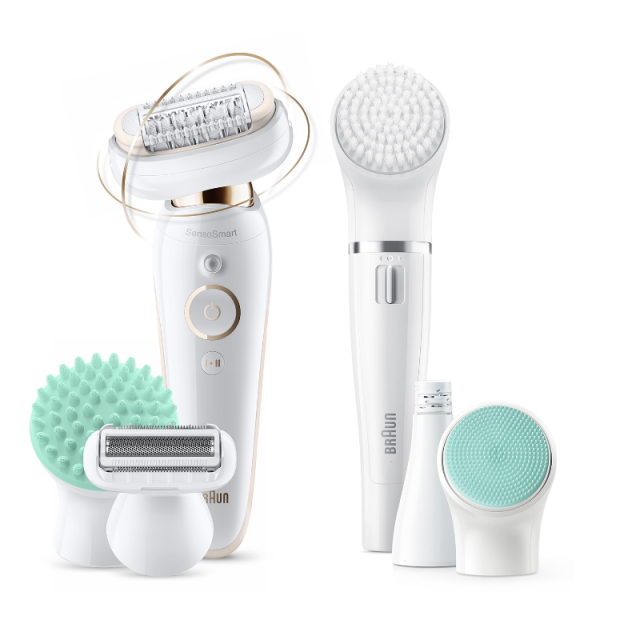 Braun Silk-épil 9 Flex 9300 Beauty Set