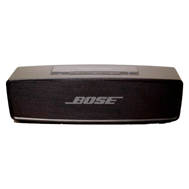 Bose SoundLink Mini II Special Edition, Black