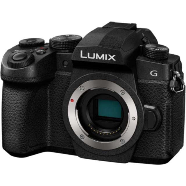 Panasonic Lumix DC-G90 Body, Black POŠKODOVANA EMBALAŽA