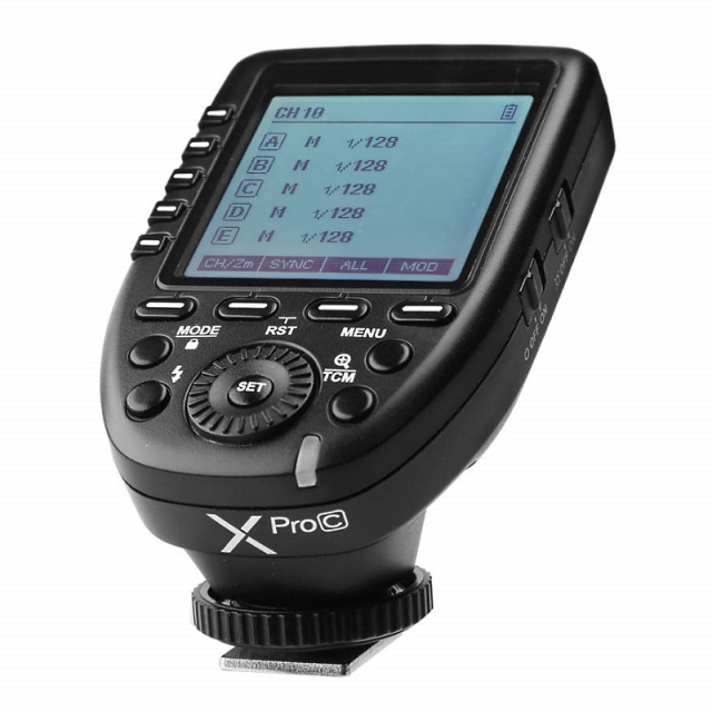 Godox Xpro-C For Canon