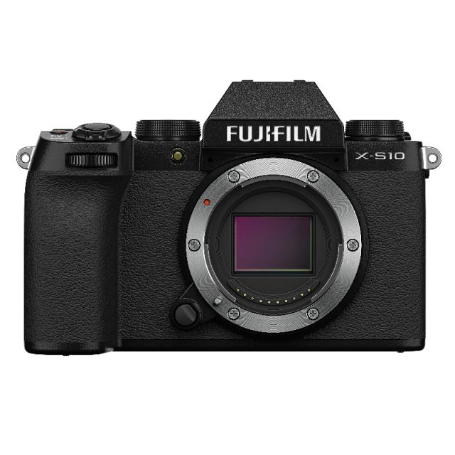 Fujifilm X-S10 Body, Black
