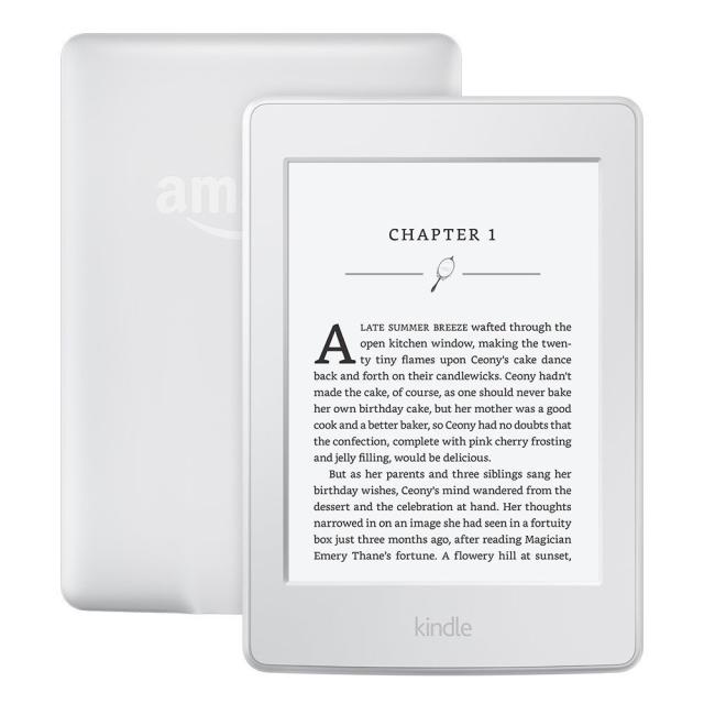 Amazon New Kindle Touch 2019, 8GB, White  Vrnjeno v 14 dneh