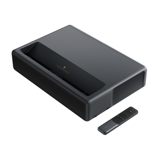 """Xiaomi Mi Laser 4K Projector 150"""", Black"""