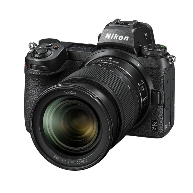 Nikon Z7 II + FTZ adapter + NIKKOR Z 24-70mm f/4 S
