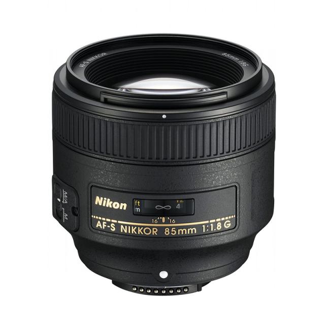 Nikon AF-S 85mm f/1,8G