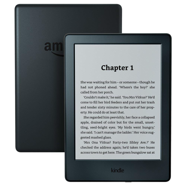 Amazon New Kindle Touch 2019, 8GB, Black Return in 14 days