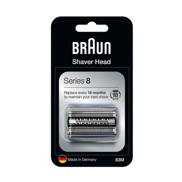 Braun CombiPack Series 8 83M