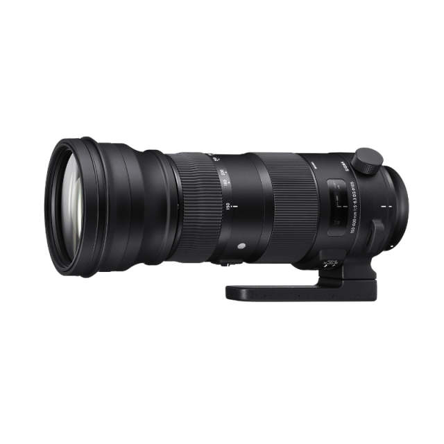 Sigma 150-600mm f/5.0-6.3 DG OS HSM Sports for Canon