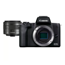 Canon EOS M50 Mark II Black+ EF-M 15-45 mm IS STM